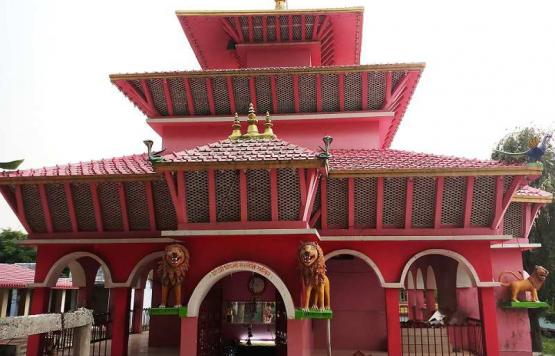 राजदेवी मन्दिर, राजविराज